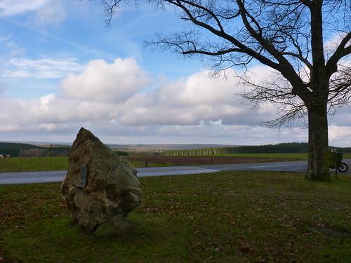 Mémorial de la plaine Buffle à Bourseigne-Neuve
