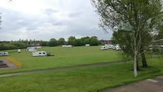 Caravans at Swanshurst Park