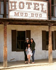 Stepping back in time at Paramount Ranch #lạ #moviestudios