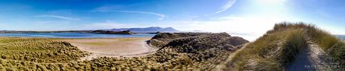 irishlandscape irishseascape irishatlanticcoastline ireland landscapephotography cokerry seagrass panorama sanddunessaltyair