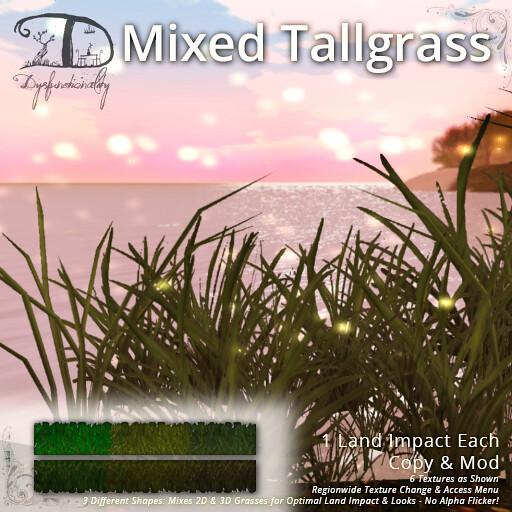 MixedTallgrass - TeleportHub.com Live!
