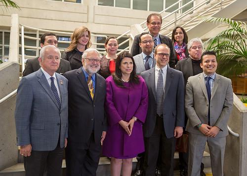 Mexican Senators Visit 2/16/17