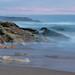 Small photo of Wistful waves at dusk