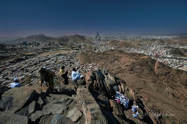 Mekke / Cebel-i Nur / Hira Mağarası