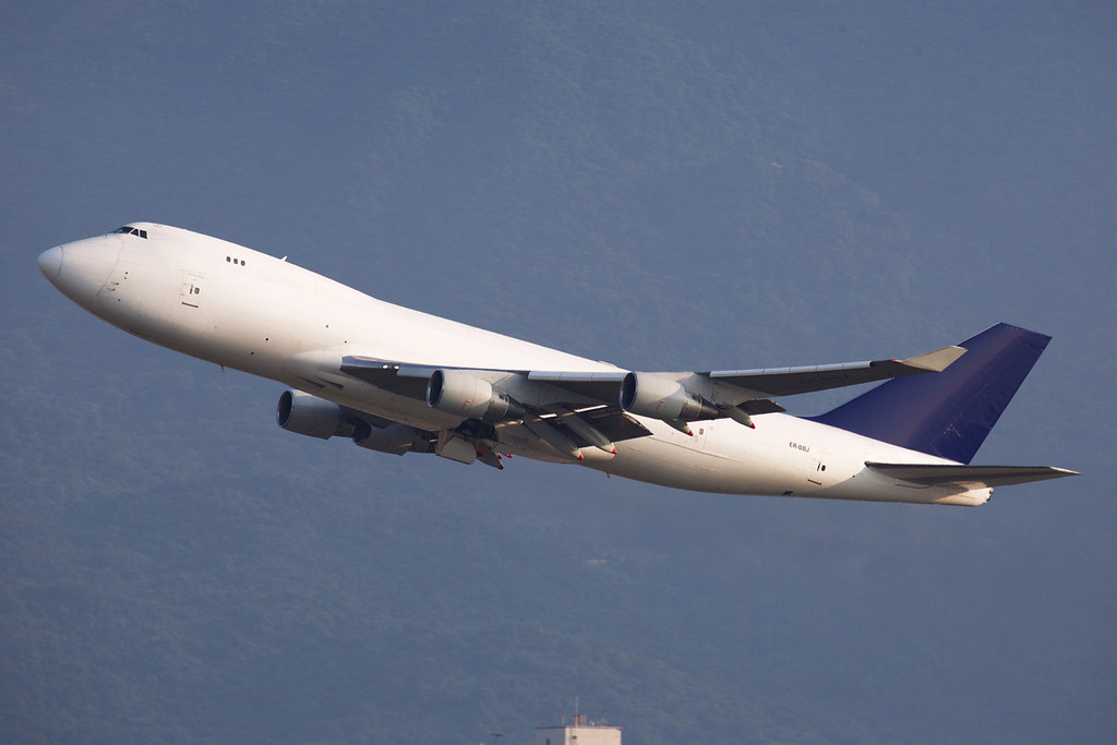 ER-BBJ - B744 - Uni-Top Airlines