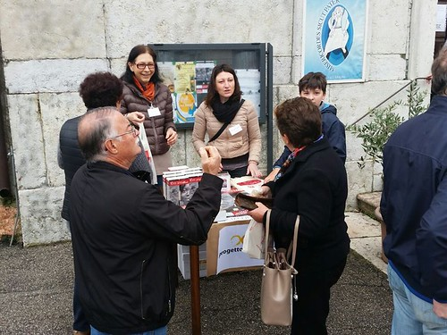 Volontari #risoxunacosaseria 2017