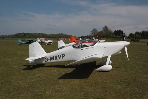 G-MRVP Vans RV-6 Popham 070517