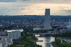 Basel Roche Tower