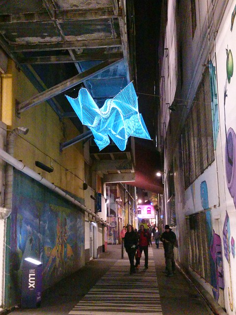 Wellington Lux Light Festival