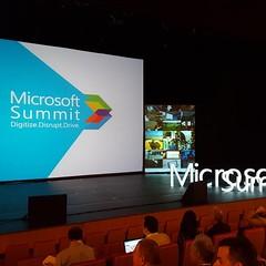 In ...3 ...2 ...1 ...Go! Microsoft Summit Greece #Digitize #Disrupt #Drive #Technology  #Microsoft #Grafimedia #HealthIT #Saas #IoT #IoMT #Athens #Greece #DigitalHealth #MicrosoftSummitGR #DigitalStrategy
