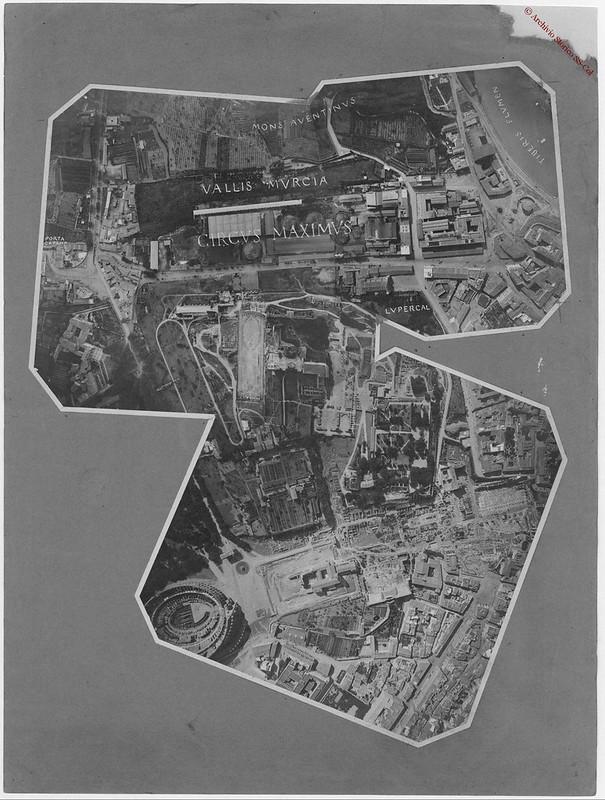 ROMA ARCHEOLOGIA e RESTAURO ARCHITETTURA: Prof. Arch. Giacomo Boni e il Foro Romano: la primo applicazione della fotogrfia aerea archeologica (1898-1911). SSCOL (2017).