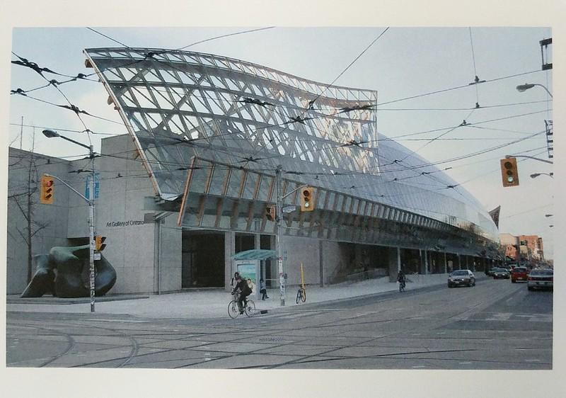 Toronto - Ago - North Facade