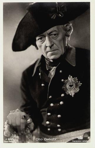 Otto Gebühr in Der große König (1942)
