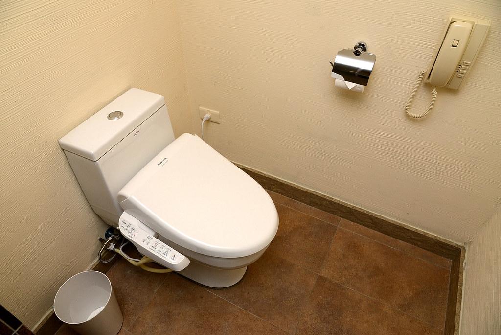 太魯閣晶英酒店 - 文山套房 廁所浴室