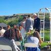 Amber and Patrick's wedding #allsnookup #wedding