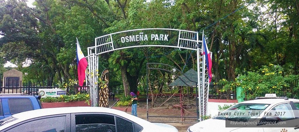 Davao City Proper - Osmeña Park