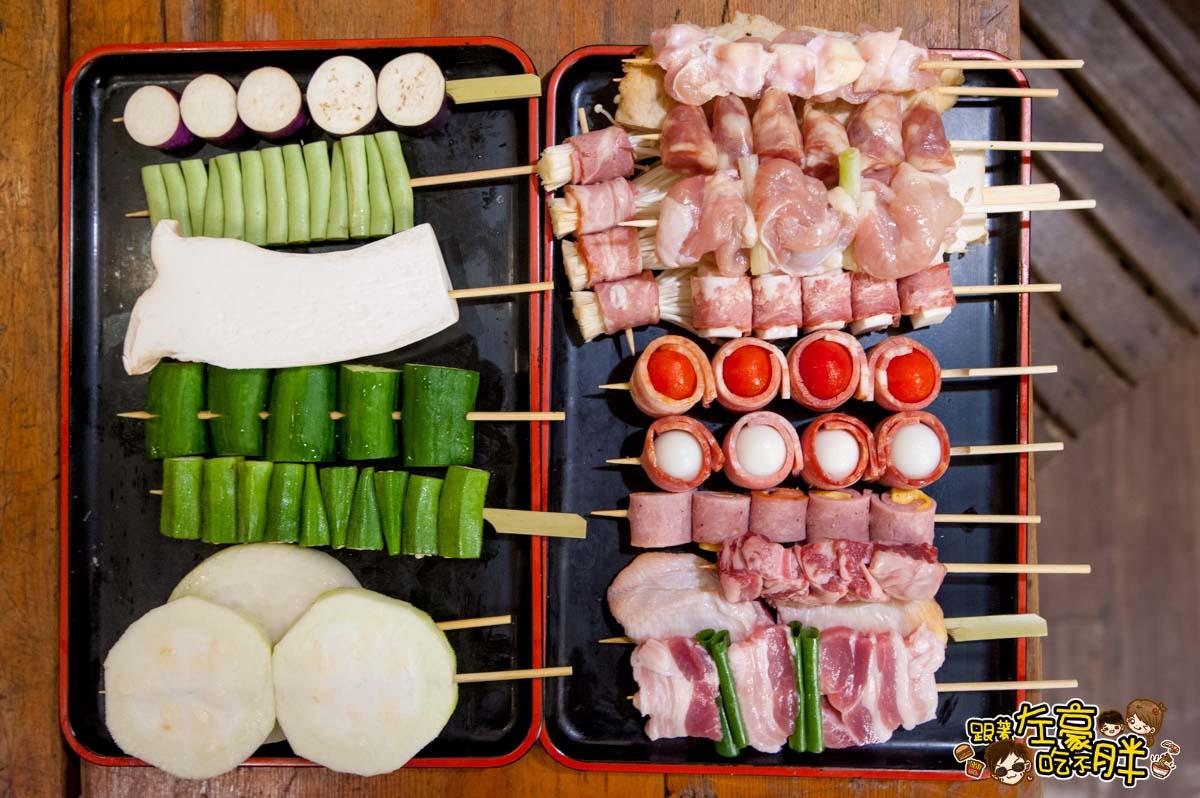 西子灣美食-九日串燒-35