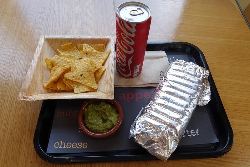 Burrito @ Casa Dias @ Montparnasse @ Paris
