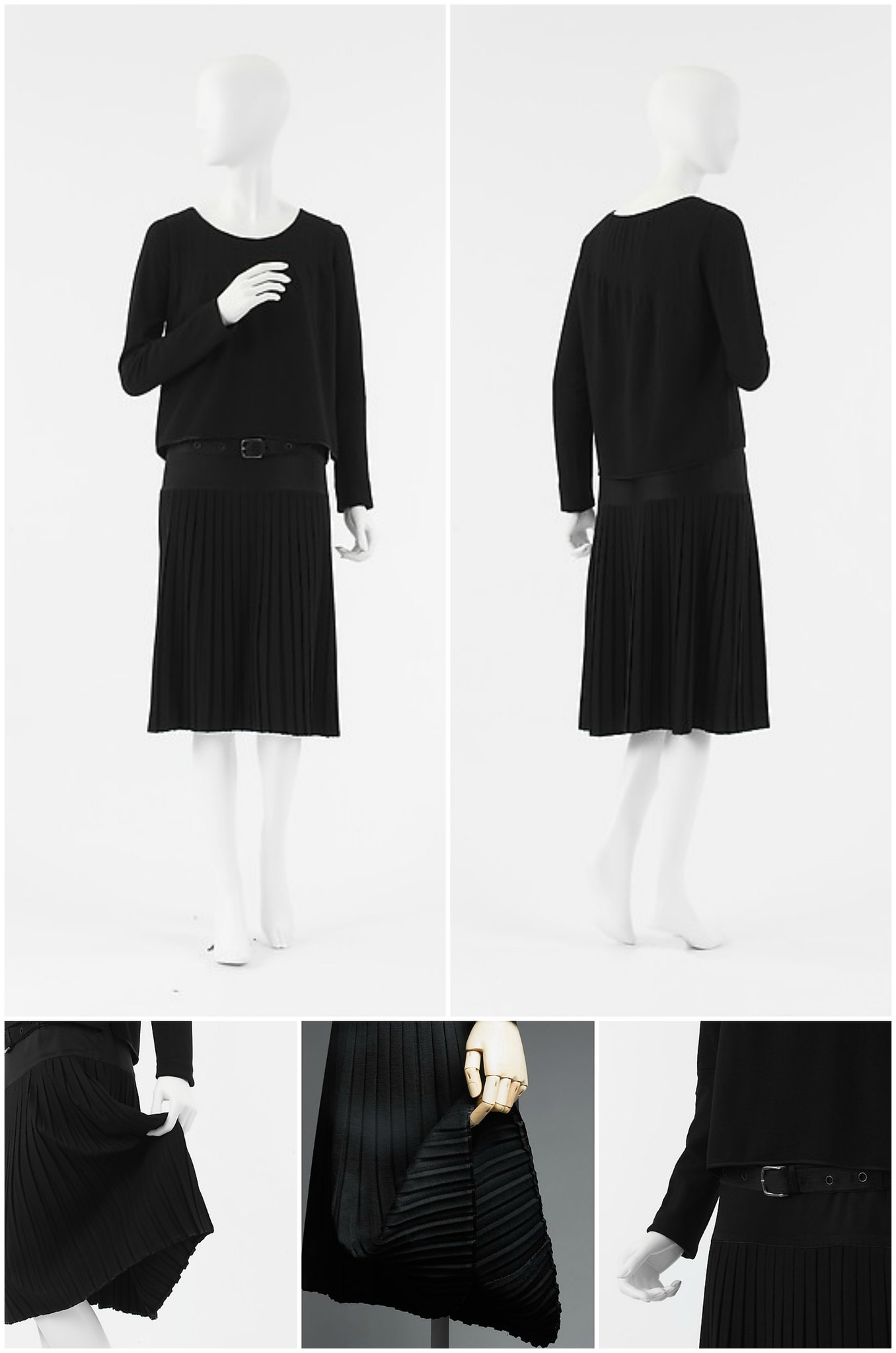 1926 Chanel Little Black Dress. metmuseum