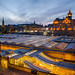 Balmoral Hotel and Waverly station, Edinburgh Scotland by patrickfranzis