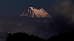 Kangchendzonga from Gangtok