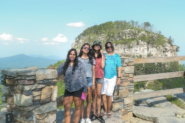 Pilot Mountain Girls-