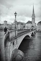 Zürich, Münsterbrücke
