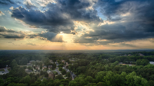 marietta georgia unitedstates us hdr dji phantom 3 advanced cobb county