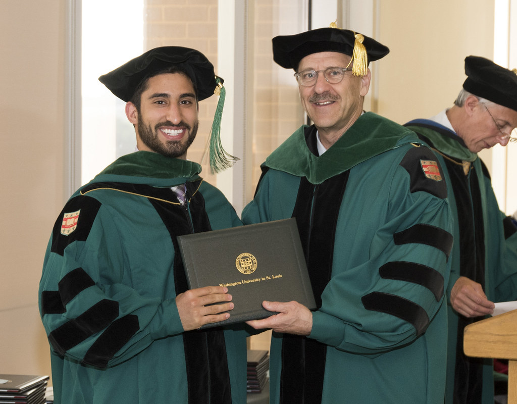 Master's Joint Recognition Ceremony