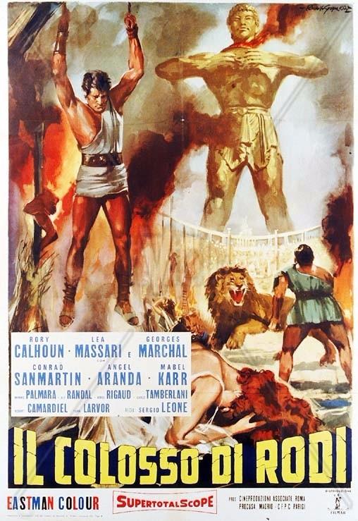 Il Colosso di Rodi - Poster 5