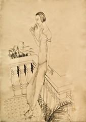 Untitled (Undated) - José de Almada Negreiros (1893 - 1970)