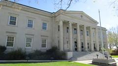 Davis County Memorial Courthouse