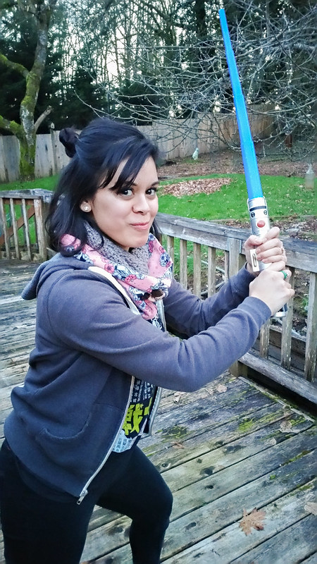 Star Wars Fabric Crochet Scarf 4