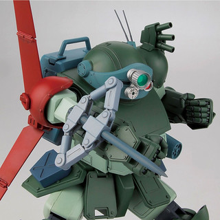 《裝甲騎兵》眼鏡鬥犬「英厄·萊曼專用機」1/20比例 組裝模型 スコープドッグ サンサ戦 リーマン機