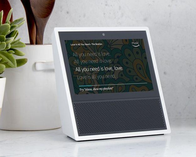 Amazon Echo Shox