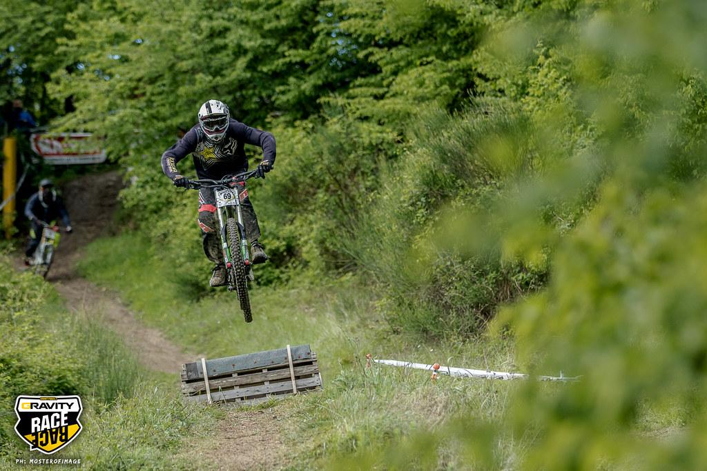 Gravity Race 2017 Prove libere Castel del Rio
