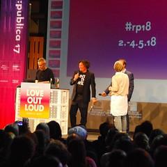 Von der Heimatstadt Berlin geht es wieder nach Bonn - Sessions auf der #rp17 #hrfestival liefen grandios. Man hört, sieht und streamt sich auf der #rp18 https://ichsagmal.com/2017/05/11/lob-geht-runter-wie-oel-rp17-hrfestival-rp18/