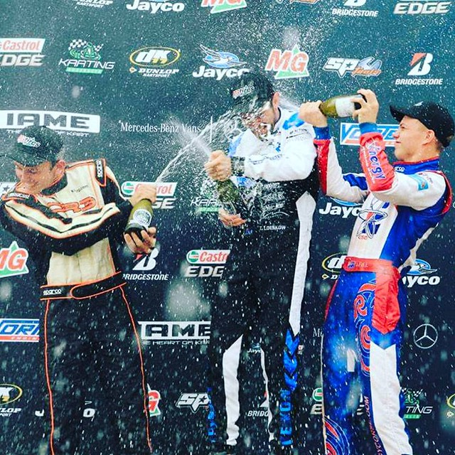 All our drivers are always champions!!! #forthedrivers #mgtires #kart #karting #gokarting #racing #speed #cikfia #kartingaustralia