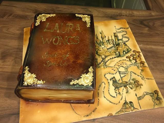 Cake by Sara Martin