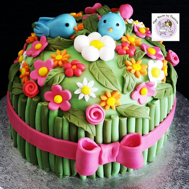 Cake by ~ σgиι яιccισ υи ραѕтιccισ ~
