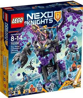 「大量官圖&販售資訊」LEGO 未來騎士系列 夏季套組 Nexo Knights Summer Sets
