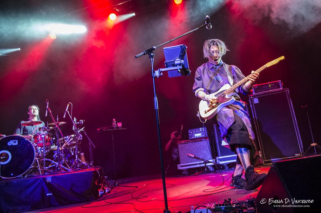 Miyavi Live At Alcatraz Milano On May 2 2017 C Elena Di V Flickr
