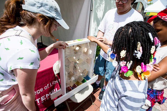 Science Carnival at Penn's Landing 2017