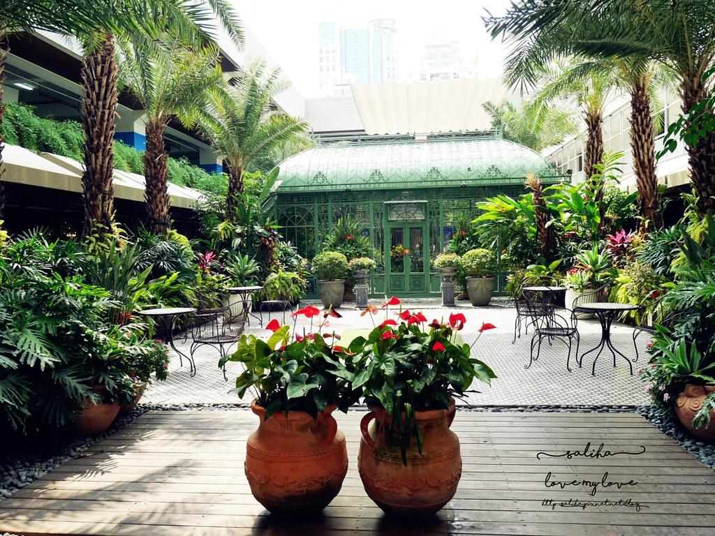 台中南屯區大墩路泰Thai.J泰國料理餐廳推薦泰式料理秘境小花園 (2)