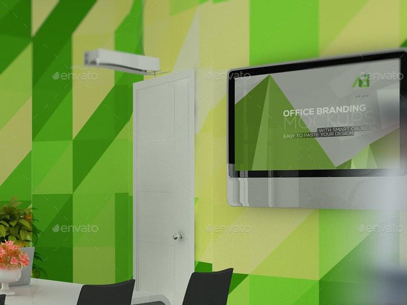 Office Branding Mockups - Office Branding Mockups