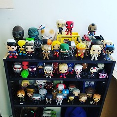 i think i need more space #funkopop #funkophotoaday #collection