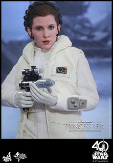 Hot Toys – MMS423 – 《星際大戰五部曲:帝國大反擊》1/6 比例 莉亞公主 Star Wars: The Empire Strikes Back Princess Leia