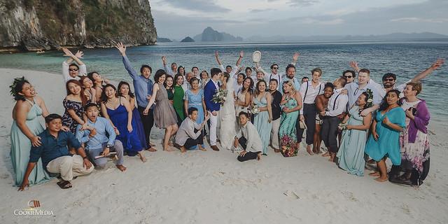El Nido - Palawan Wedding (Bartos + Karen) (28)