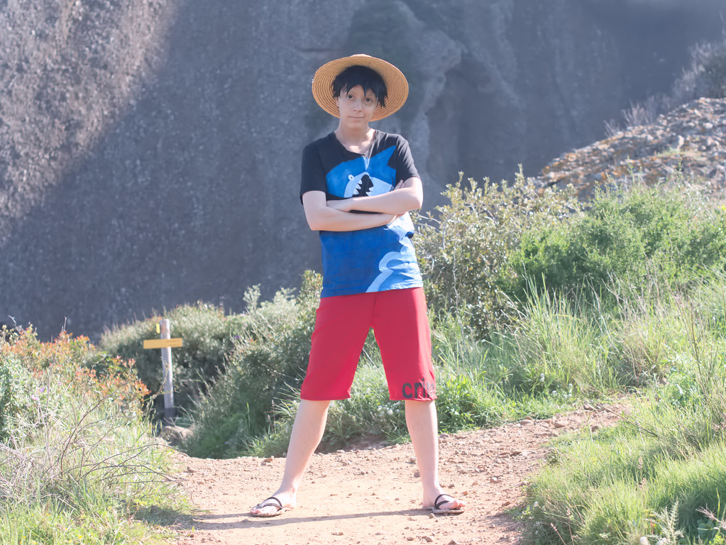 related image - Shooting Luffy - One Piece - Parc du Mugel - La Ciotat -2017-04-08- P2030818