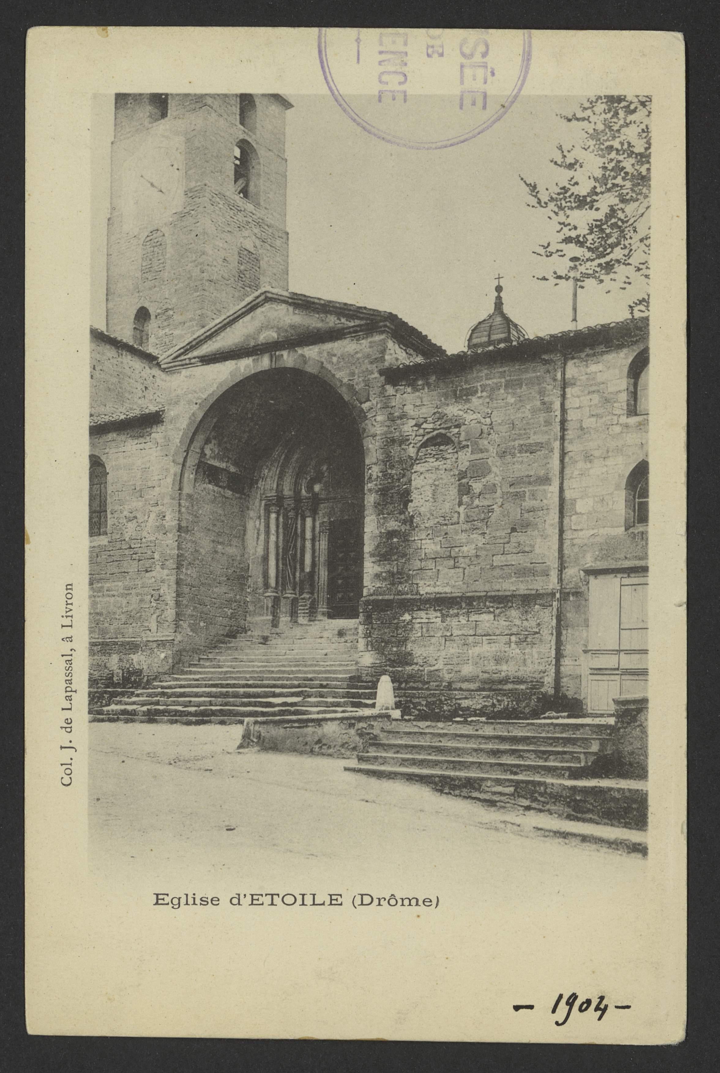 Eglise d'Etoile (Drôme)